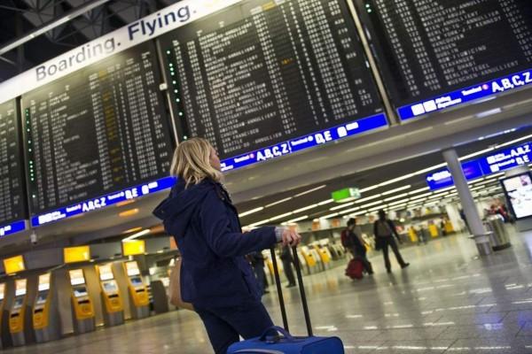 Συναγερμός στη Γερμανία: Εκκενώθηκε το αεροδρόμιο της Φρανκφούρτης (video)