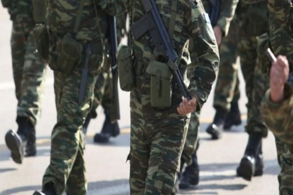 Οριστικό: 12μηνη η στρατιωτική θητεία σ' όλα τα σώματα από τον Μάιο