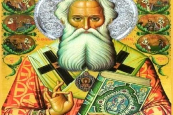 Ο Άγιος που θεραπεύει τον καρκίνο και διώχνει το κακό