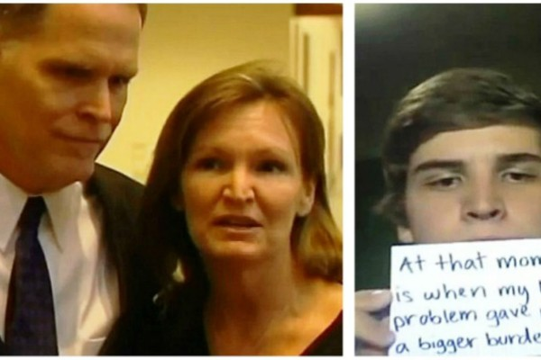 Ο ανήλικος γιος τους πέθανε ξαφνικά - Τότε οι φίλοι του είπαν στους γονείς του να δουν ένα βίντεο στο ίντερνετ και ανατρίχιασαν