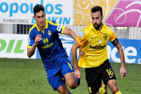 Super League: Ο Αστέρας Τρίπολης