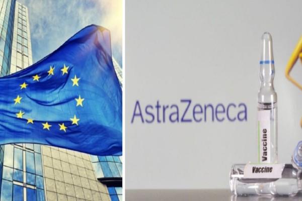 Κορωνοϊός-AstraZeneca: Στο «φως» το συμβόλαιο με την ΕΕ για το εμβόλιο