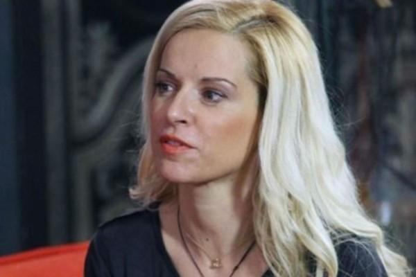 Μαρία Μπεκατώρου: Αγνώριστη η παρουσιάστρια (Video)