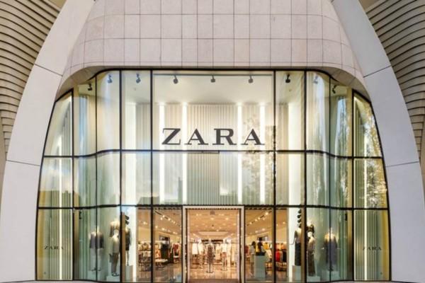 ZARA: Το κατάλληλο φόρεμα για όλες τις περιστάσεις σε τιμή έκπληξη