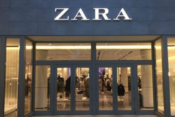 Online ξεπούλημα στα ZARA: Η μπλούζα που θα λατρέψετε και κοστίζει κάτω από 10 ευρώ