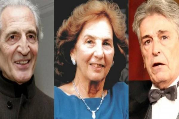 48 αγαπημένοι διάσημοι Έλληνες που έφυγαν από τη ζωή το 2020 - Με τον τελευταίο θα πάθεις το ΣΟΚ της ζωής σου!