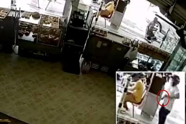 Σοκαριστική εν ψυχρώ δολοφονία 31χρονου - Τον πυροβόλησαν τρεις φορές στο κεφάλι (Video)