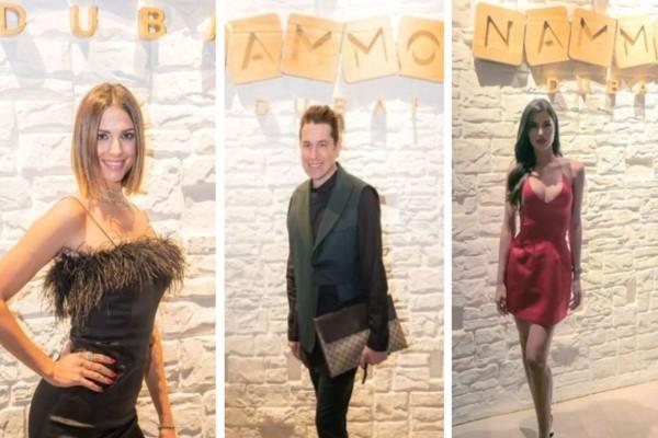 Ποια Μύκονος; Όλη η ελληνική showbiz πέρασε από το Ντουμπάι
