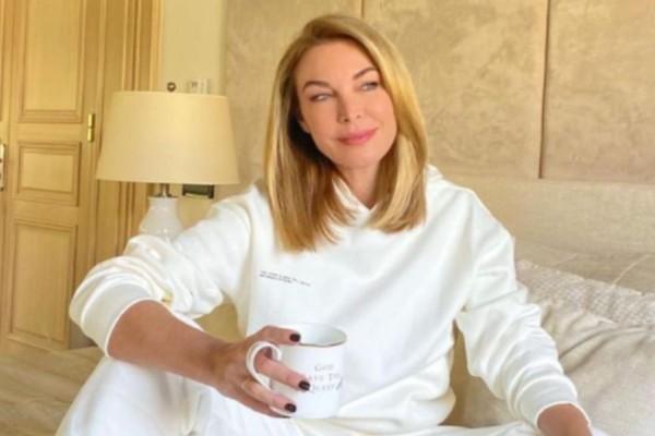Τατιάνα Στεφανίδου: Έτσι χαλαρώνει μετά από μια κουραστική μέρα