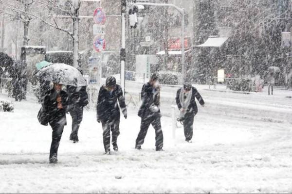 Έκτακτο δελτίο επικίνδυνων καιρικών φαινομένων από την ΕΜΥ: Θυελλώδεις άνεμοι, χιονοπτώσεις και παγετός