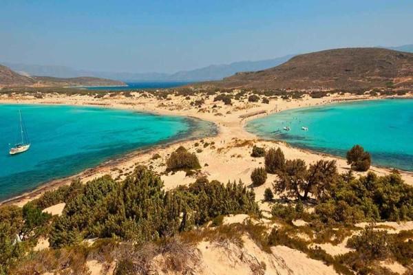 Το μικρό Ελληνικό πειρατικό νησί με τις εξωτικές παραλίες και την αρχαιότερη «βυθισμένη» πόλη! (Video)