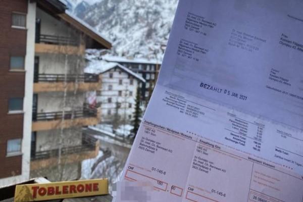 Δεύτερο «Ντουμπάι» για Έλληνες τουρίστες τα χιονοδρομικά της Ελβετίας – Πανάκριβα τα τεστ κορωνοϊού