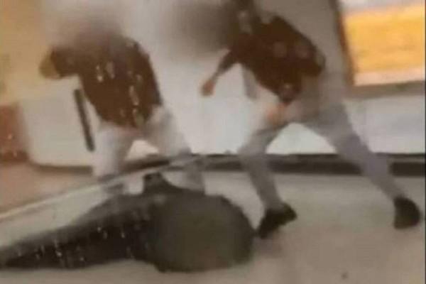 Επίθεση στο μέτρο της Ομόνοιας: Προσήχθησαν δύο ανήλικοι για τον άγριο ξυλοδαρμό του σταθμάρχη