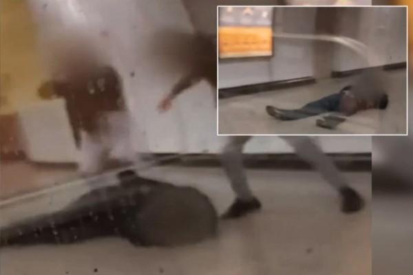 Επίθεση στο Μετρό της Ομόνοιας: «Ο σταθμάρχης προσέβαλε την τιμή τους»
