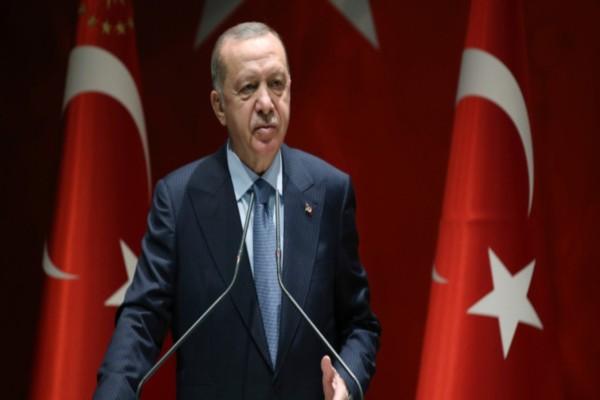 Πρόκληση Ερντογάν: