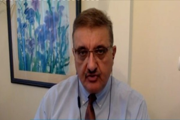 Αθανάσιος Εξαδάκτυλος: Θετικός στον κορωνοϊό ο πρόεδρος του Πανελλήνιου Ιατρικού Συλλόγου