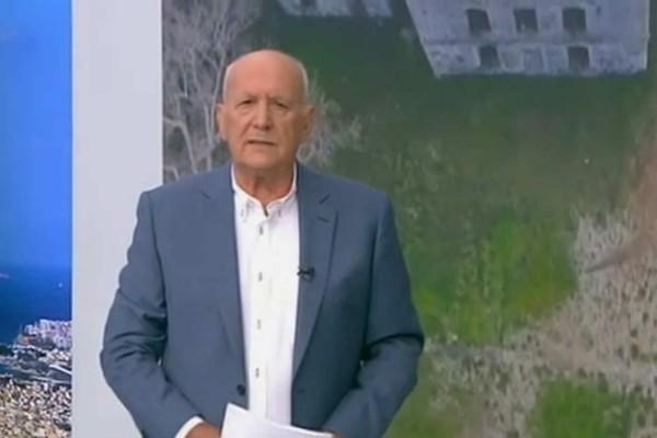 Τεράστια πτώση στην τηλεθέαση για τον Γιώργο Παπαδάκη