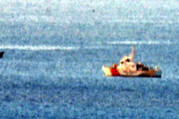 Ένταση στα Ίμια: Η τουρκική ακτοφυλακή εμπόδισε ελληνικά αλιευτικά μεταφέρουν τουρκικά ΜΜΕ!