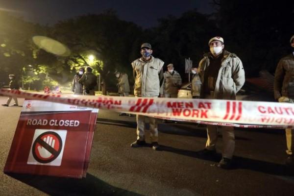 Συναγερμός στην Ινδία: Έκρηξη σημειώθηκε στην πρεσβεία του Ισραήλ - Μεγάλες οι υλικές ζημιές