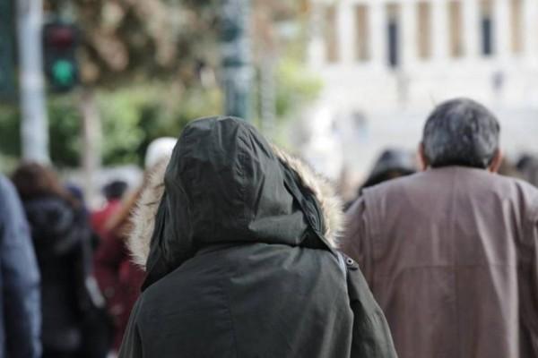 Καιρός: Κρύα Πρωτοχρονιά με πτώση της θερμοκρασίας