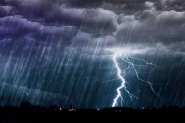 Καιρός σήμερα: «Σκεπάζεται» από βροχές και καταιγίδες η χώρα