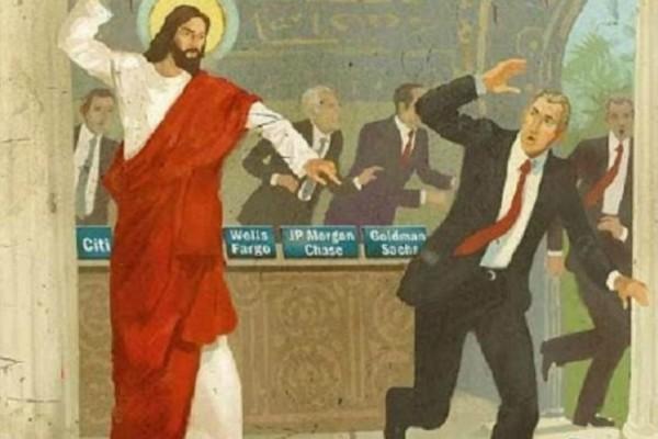 Ο καλόγερος αποκαλύπτει: «Κανείς δε θα χάσει το σπίτι του, οι τραπεζίτες θα αφανιστούν, όλα τα δάνεια θα τα ξεπληρώσει ο Θεός»