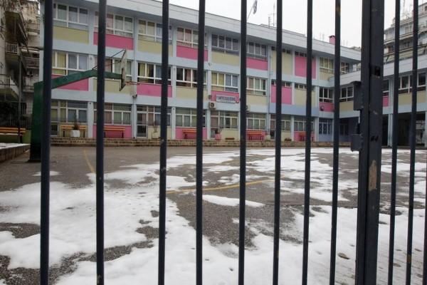 Κακοκαιρία Λέανδρος: Κλειστά σχολεία και στις 19 Ιανουαρίου (Video)