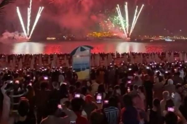 Κορωνοπάρτι στο Ντουμπάι: 2o κρούσμα από τους ταξιδιώτες (Video)