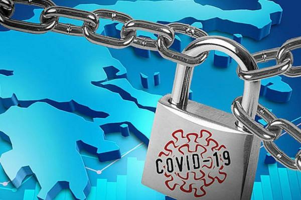 Κορωνοϊός: Παρατείνεται το σκληρό lockdown σε Δυτική Αττική, Κοζάνη, Ροδόπη και Κάλυμνο