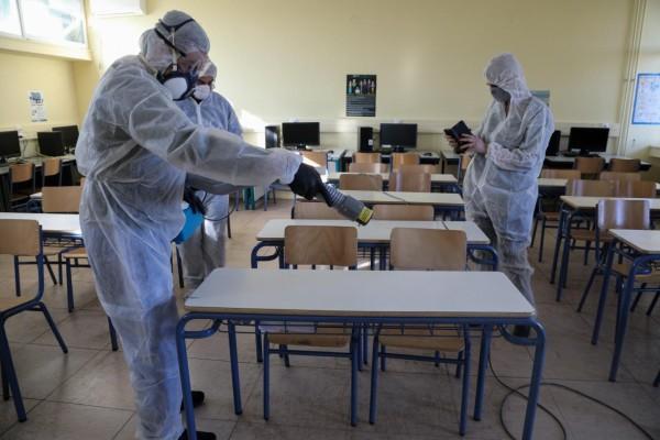 Φθιώτιδα: Άδεια τα σχολεία στην Ανθήλη - Οι γονείς κράτησαν τα παιδιά στο σπίτι