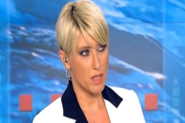 Σία Κοσιώνη: Σε «βέρτιγκο» η παρουσιάστρια - Πανικός στο ΣΚΑΪ