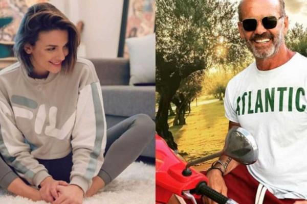 Μας κοροϊδεύουν: Ο Πέτρος Κωστόπουλος και η Κατερίνα Λιόλιου τα έχουν κανονικά!