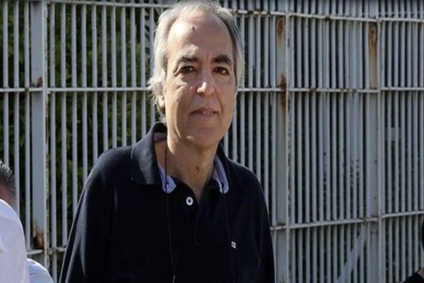 Ξεκινά απεργία πείνας ο Δημήτρης Κουφοντίνας για τη μεταγωγή του στις φυλακές Δομοκού