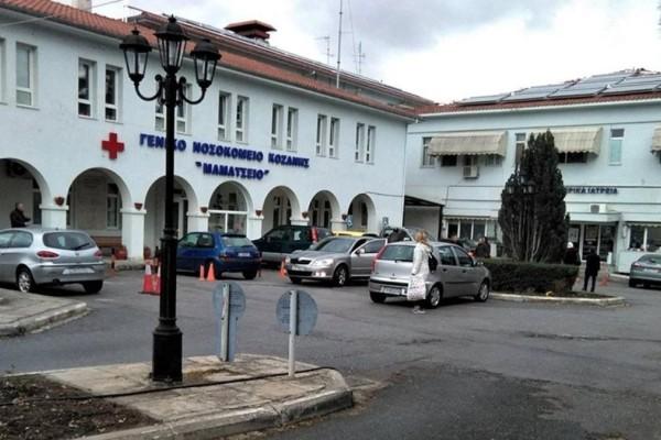 Κοζάνη: Σε τρία διαφορετικά νοσοκομεία οι τραυματίες από την ανατροπή οχήματος που μετέφερε μετανάστες