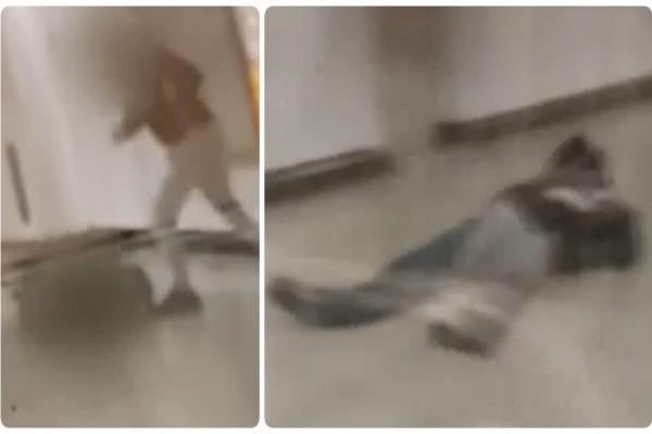 Ξυλοδαρμός στο Μετρό της Ομόνοιας: Στο