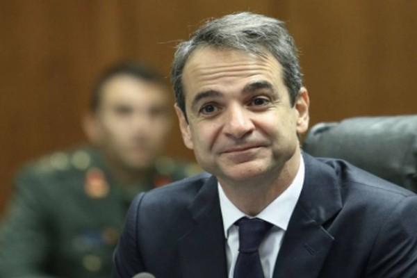 Κυριάκος Μητσοτάκης: Στις 12:00 ο ανασχηματισμός της κυβέρνησης!