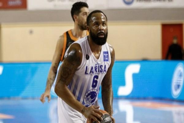Basket League: Η Λάρισα κατάφερε να ανατρέψει τα δεδομένα