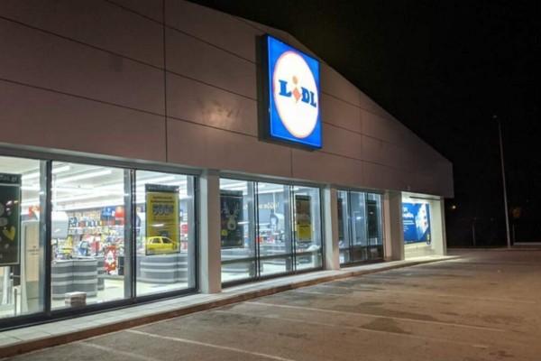 Επίθεση στα σούπερ μάρκετ Lidl -  Τι συνέβη