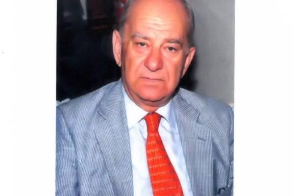 Θρήνος στην ΝΔ: Πέθανε ο πρώην βουλευτής Θεόδωρος Μήτρας