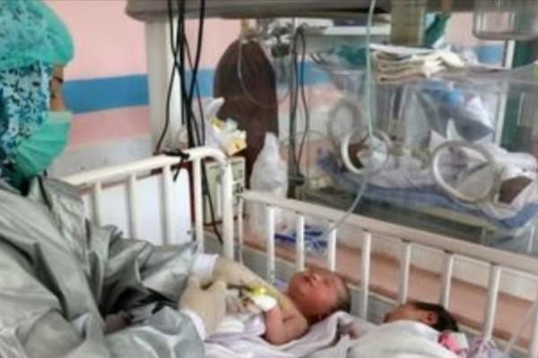 Τραγωδία: Νεκρά δέκα βρέφη από πυρκαγιά σε μονάδα νεογνών