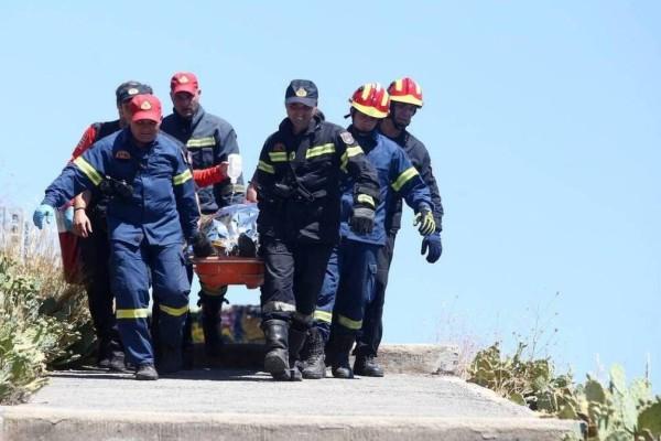 Όλυμπος: Βρέθηκε ο ένας ορειβάτης - Στα ίχνη για τον δεύτερο