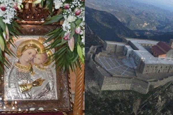 Παναγία Γιάτρισσα: Ένα από τα μεγαλύτερα προσκυνήματα της Ελλάδας που προκαλεί δέος στους επισκέπτες
