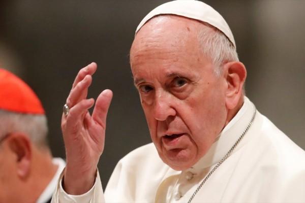 Πάπας Φραγκίσκος: Ελπίζουμε να υπάρξουν και νέες θεραπείες