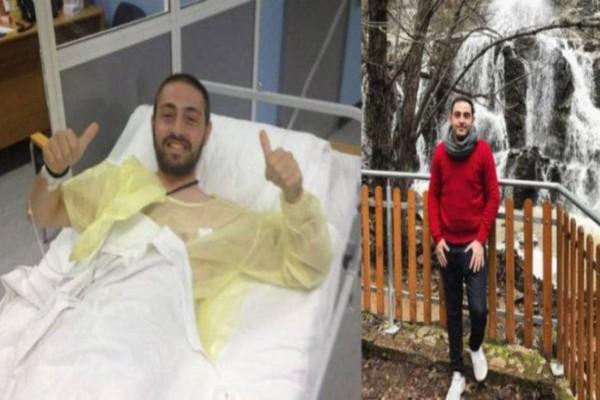 Συγκινεί ο Ραφαήλ που παλεύει δεύτερη φορά με τον καρκίνο - «Ακόμη δεν χάθηκαν οι ελπίδες μου»