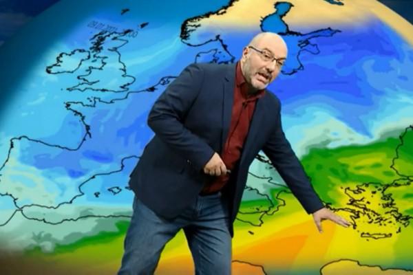Έκτακτη προειδοποίηση από τον Σάκη Αρναούτογλου: «Το Σαββατοκύριακο θα δούμε θερμοκρασίες...» (photo)