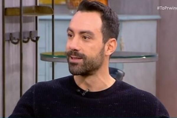 Συγκλονίζει ο Σάκης Τανιμανίδης: «Δυσκολευτήκαμε να κάνουμε παιδιά! Κάναμε πολλές προσπάθειες»