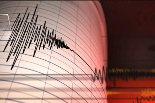 Δυνατός σεισμός στη Λέσβο