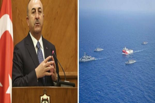 Συναγερμός στο Αιγαίο: Ο Τσαβούσογλου καλεί την Ελλάδα σε...