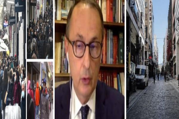 «Απειλές» Νίκου Σύψα: «Δεν μπορεί να παραμείνει ανοιχτή η αγορά με τέτοιες εικόνες» (Video)