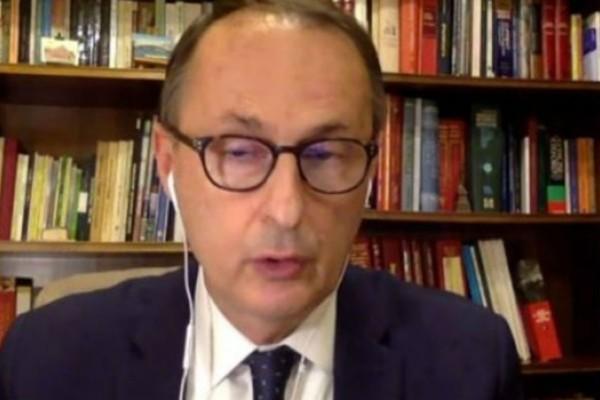 «Ρουκέτα» Νίκου Σύψα: «Ενδεχόμενο παράτασης 2 εβδομάδων του lockdown»! (Video)
